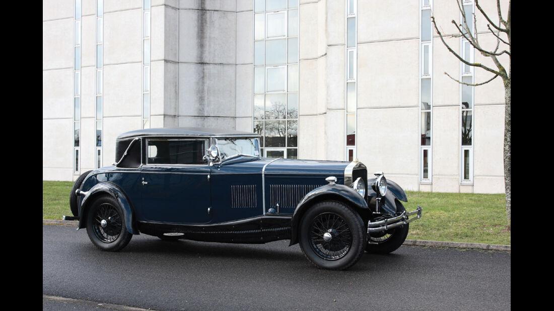 1929er Delage DMN Faux Cabriolet