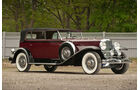 1929er Duesenberg Model J Convertible Berline