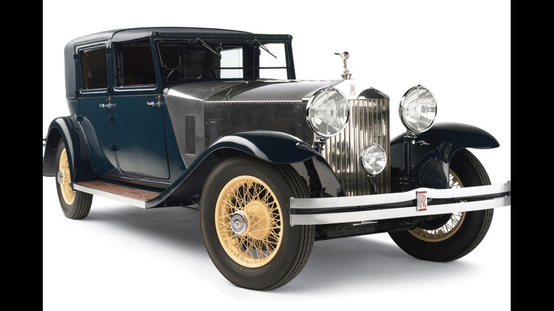 1929er Rolls-Royce Phantom II Imperial Cabriolet