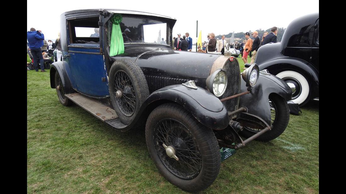 1930 Bugatti Type 50 - Pebble Beach Concours d'Elegance 2016