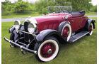 1930er Auburn Model 8-125 Cabriolet