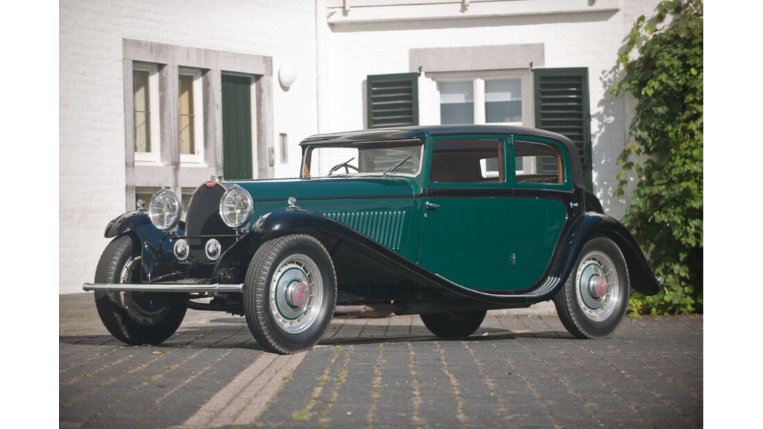 "1930er Bugatti T46 ""Petit Royale"" Sports Saloon"