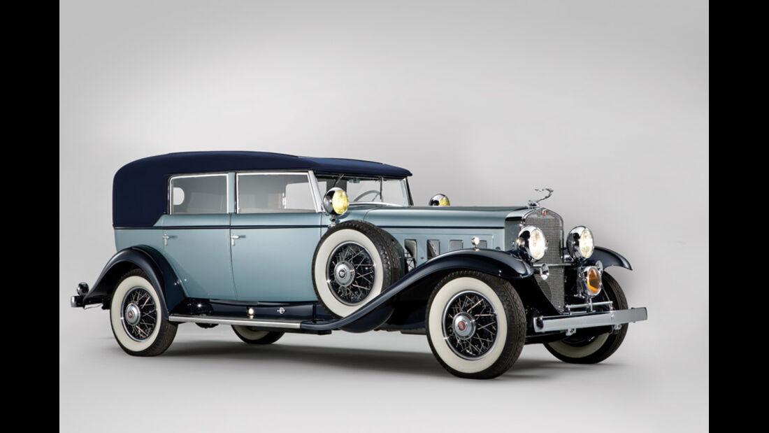 1930er Cadillac V-16 Convertible Berline