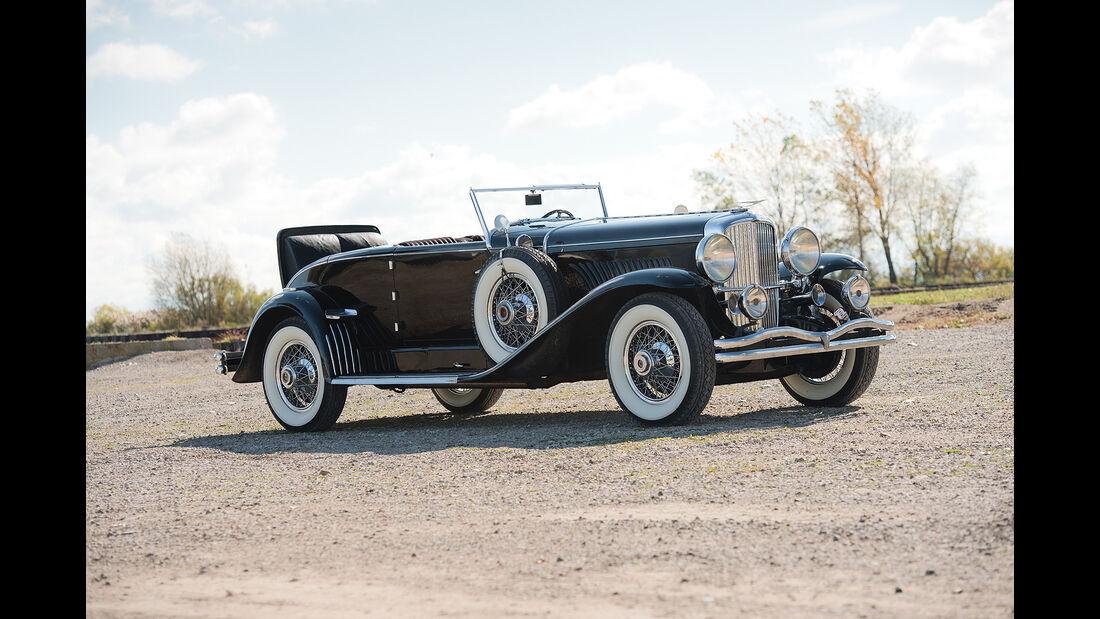 1930er Duesenberg Model J Convertible