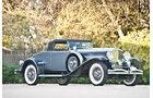 1930er Duesenberg Model J Convertible Coupe