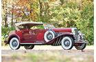 1930er Duesenberg Model J Dual Cowl Phaeton