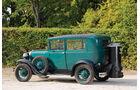 1930er Ford Model A Fordor Sedan - Gazogène