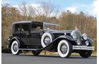 1930er Packard Super Eight All-Weather Town Car