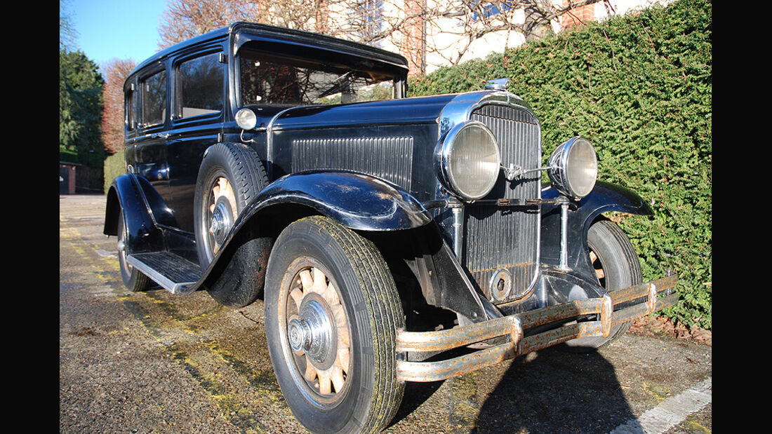 1931 Buick Series 57 Sedan