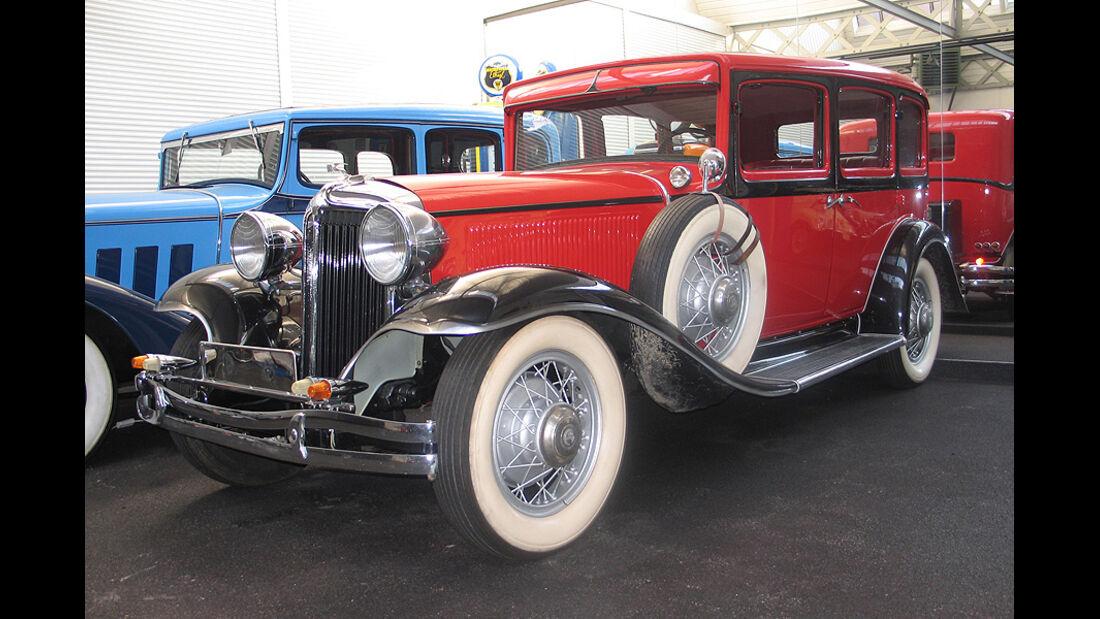 1931 Chrysler Sedan CD De Luxe by LeBaron