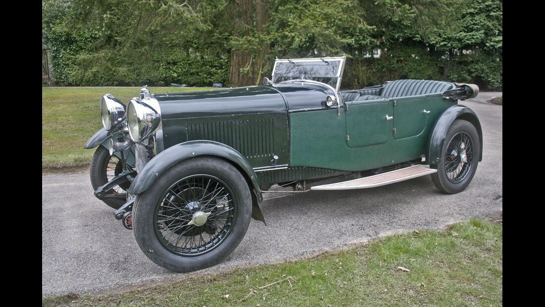 1931 Lagonda 2-Litre Low Chassis T2 Tourer.