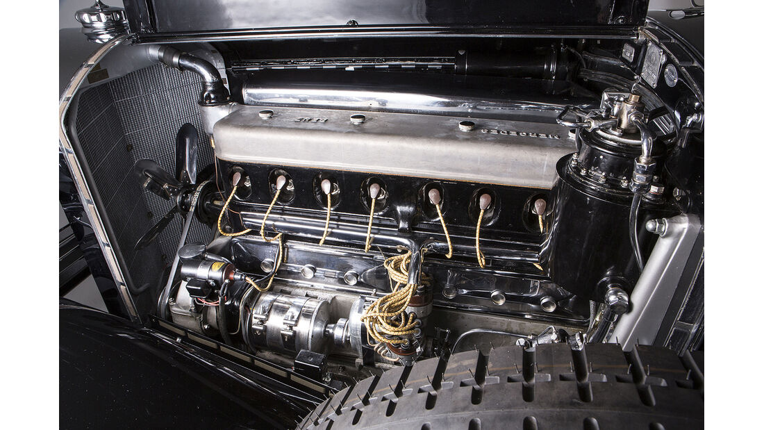 1931 Mercedes-Benz 770 Cabriolet D (W 07)