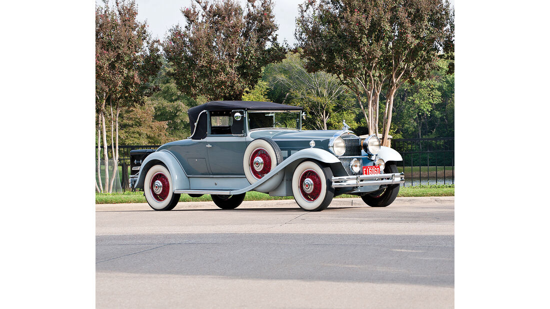 1931 Packard 840 Deluxe Eight Convertible Coupe