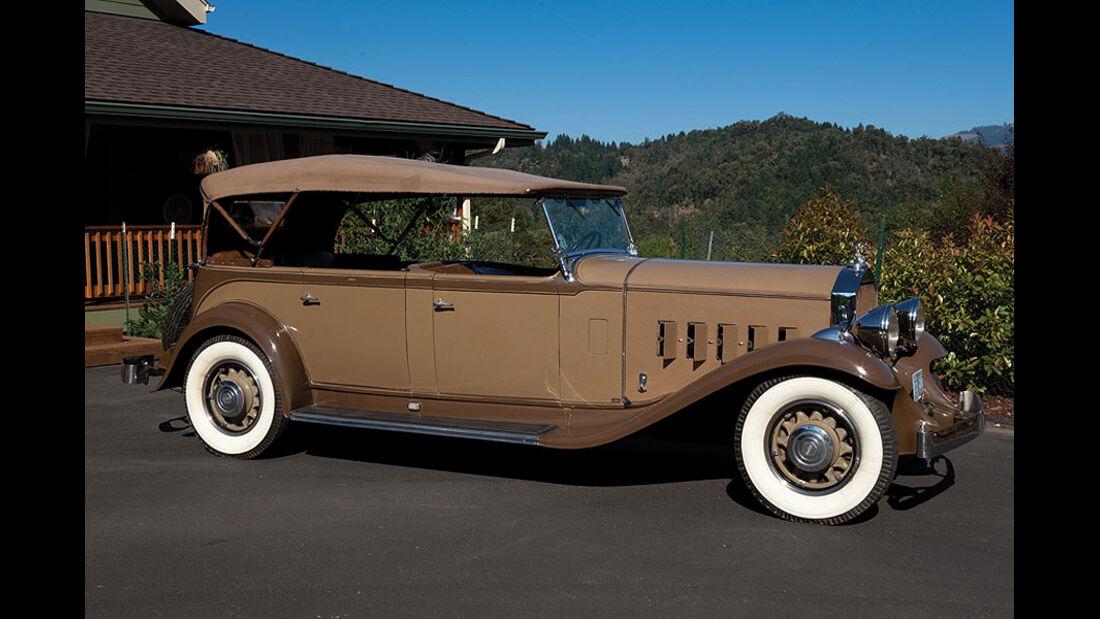 1931 Pierce-Arrow Model 41 7-Passenger All Weather Tourer