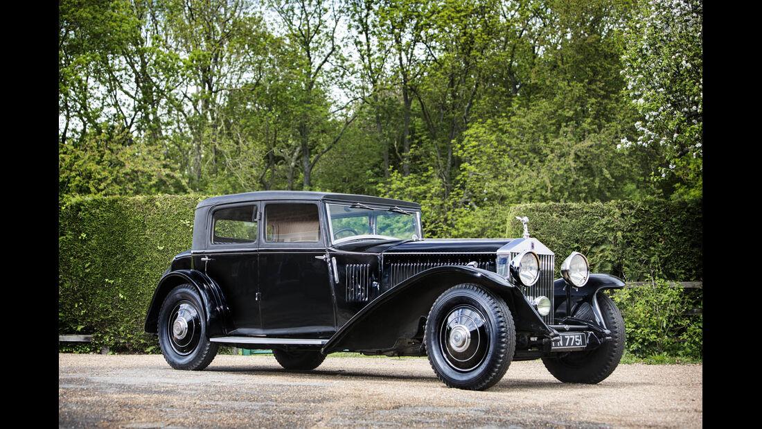 1931 Rolls-Royce Phantom II Continental Touring