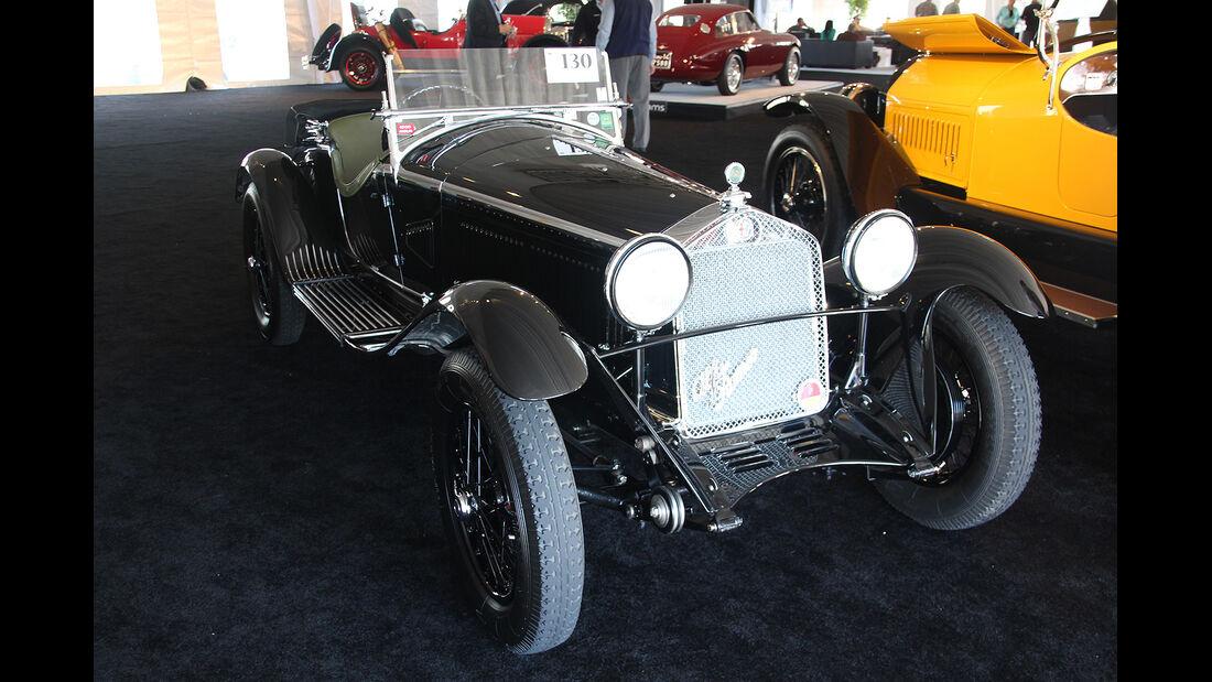 1931er Alfa Romeo 6C 1750 Gran Sport