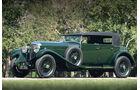 1931er Bentley 8-Litre Open Tourer
