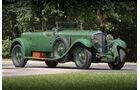 1931er Bentley 8-Litre Tourer