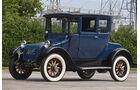 1931er Detroit Electric Model 97 Brougham