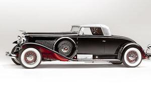 1931er Duesenberg J Coupe