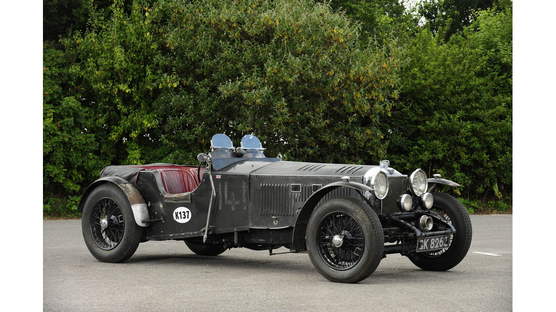 1931er Invicta 4,5-Liter S-Type 'Low Chassis' Sports