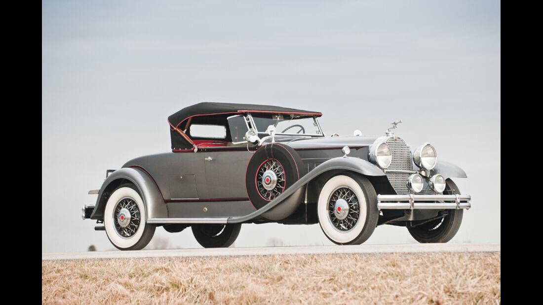 1931er Packard 840 DeLuxe Rumble Seat Roadster