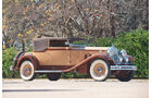 1931er Packard Deluxe Eight Convertible Victoria