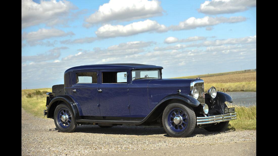 1931er Panhard et Levassor SS6 Special Saloon