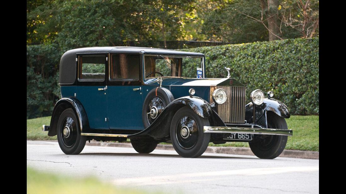 1931er Rolls-Royce 20/25 Sedanca deVille
