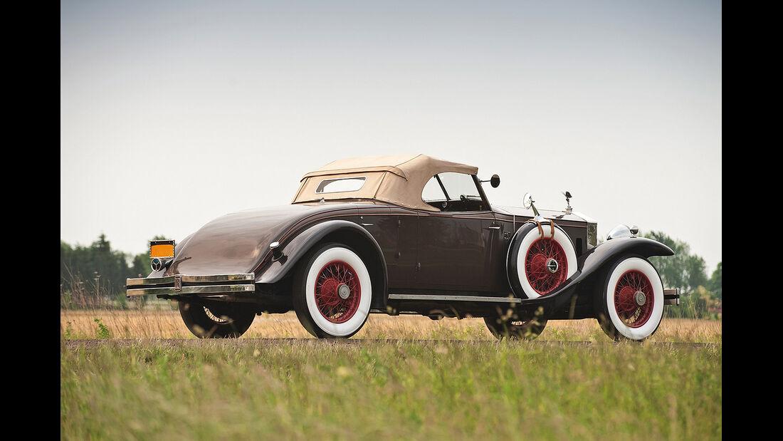 1931er Rolls-Royce Springfield Phantom II Henley Roadster by Brewster & Co.