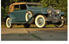 1931er Stutz DV-32 Convertible Sedan