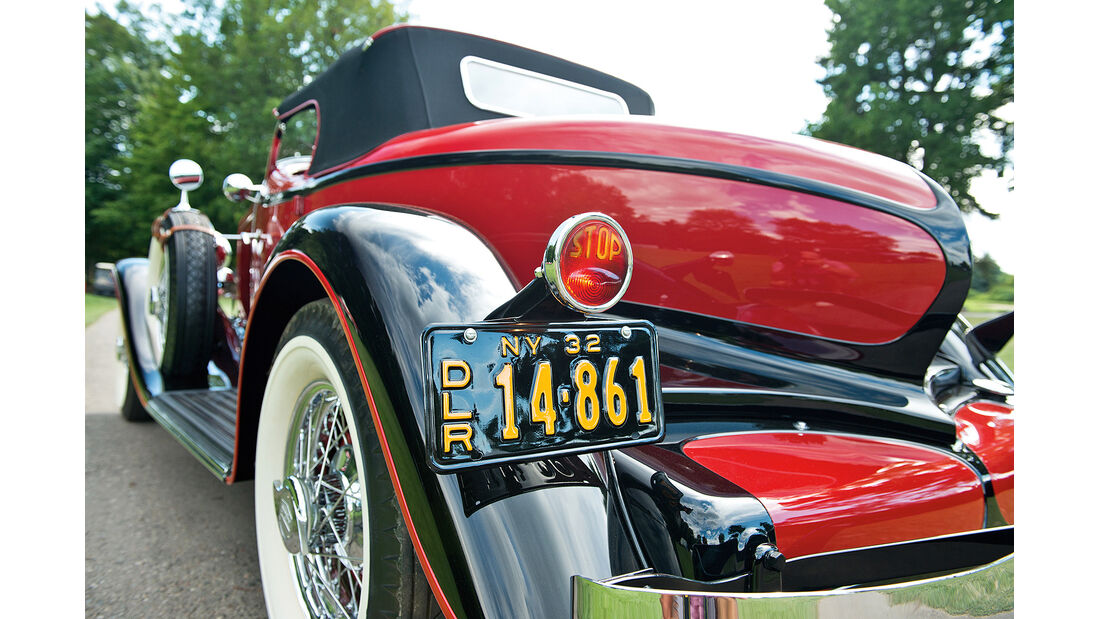 1932 Auburn 8-100A Custom Eight Speedster by Union City Body Company