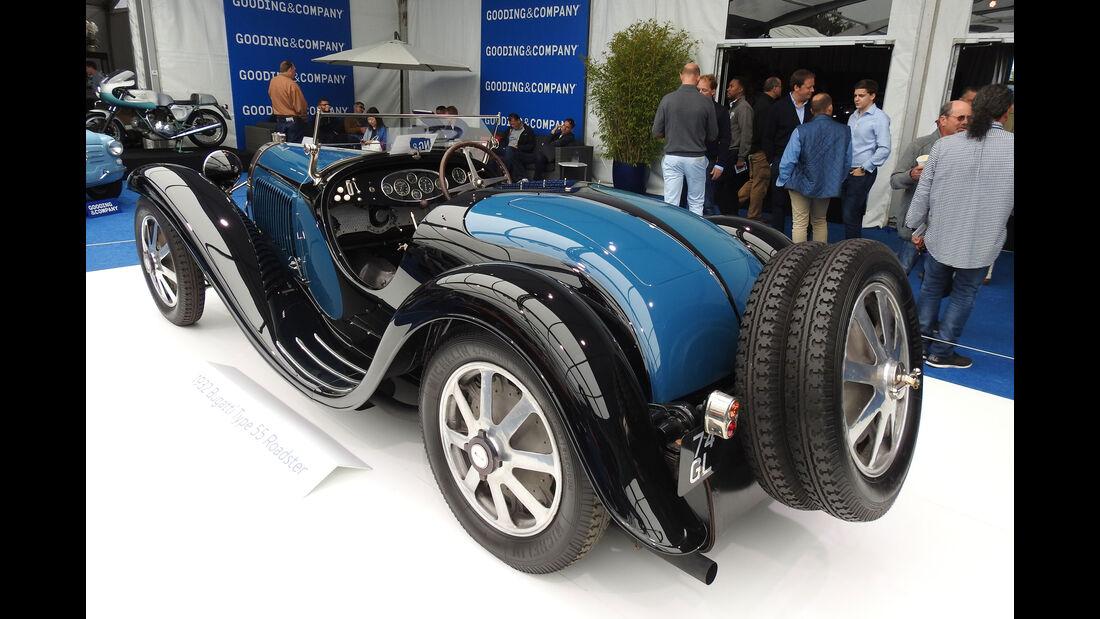 1932 Bugatti Type 55 Roadster - Gooding & Company - Pebble Beach 2016 - Estimate