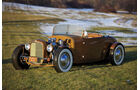 "1932 Ford ""Golden Rod"" Custom Roadster"