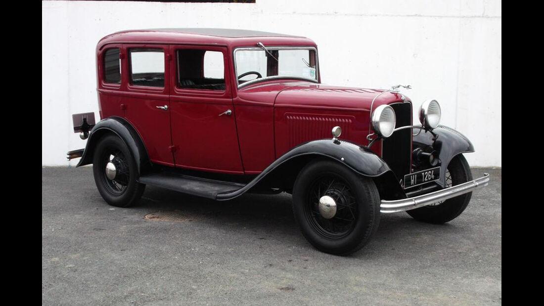 1932 Ford Model B.