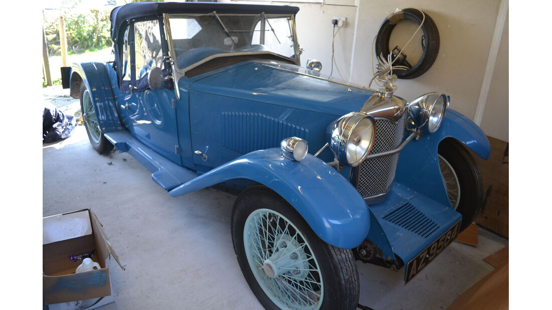 1932 Riley 9hp Gamecock Sports.