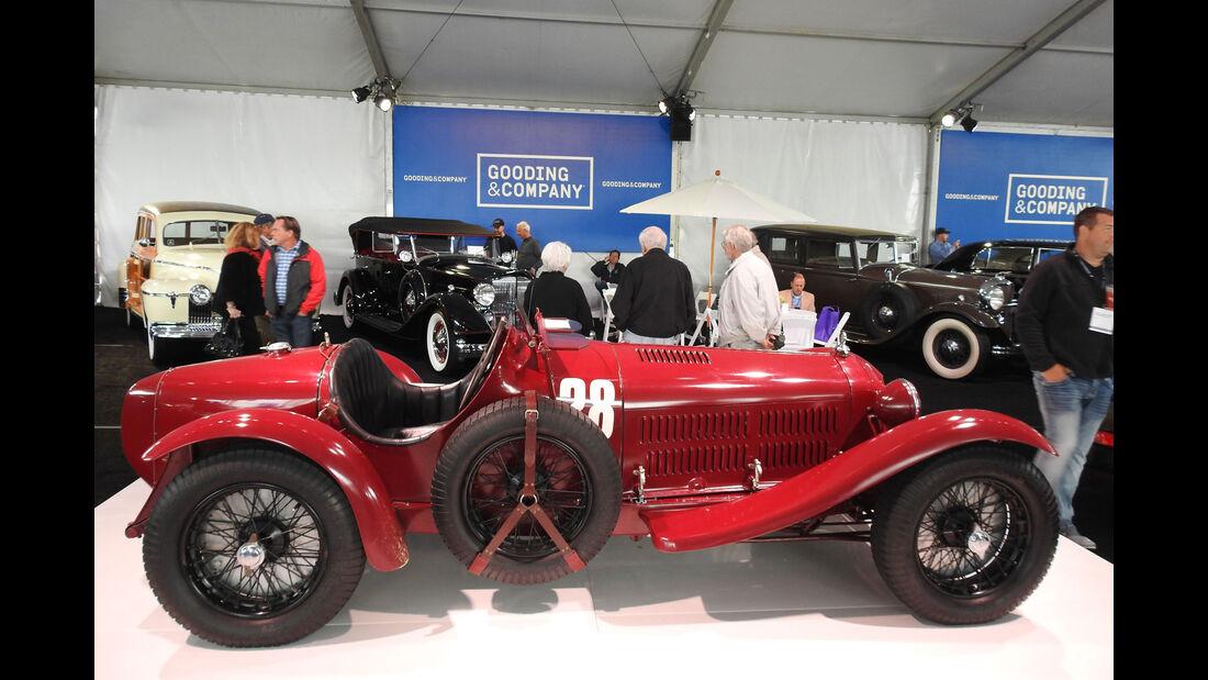 1933 Alfa Romeo 8C 2300 Monza - Gooding & Company - Pebble Beach 2016 - Estimate