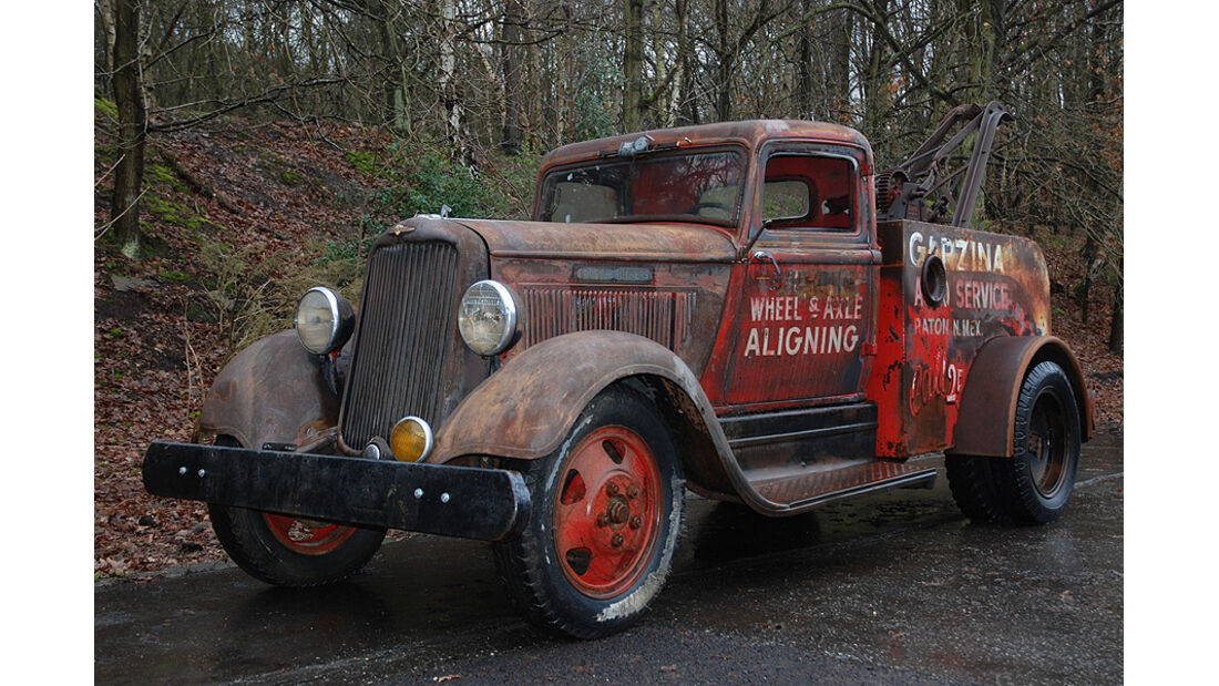 1933 Dodge RecoveryTruck