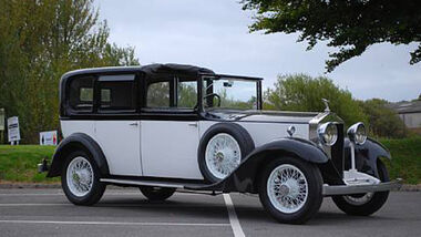 1933 Rolls-Royce 20/25hp Sedanca