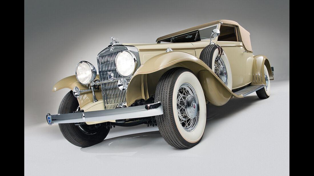 1933 Stutz DV32 Convertible Victoria by Rollston