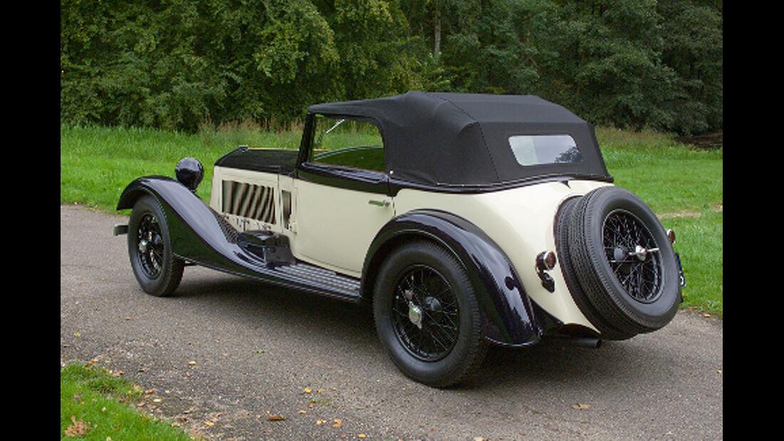 1933er Alfa Romeo 6C 1750 GS Serie VI Castagna