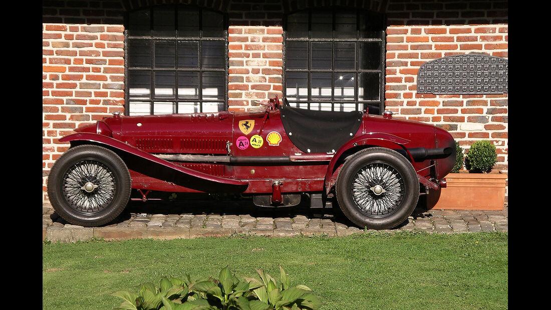 1933er Alfa Romeo 8C 2600 Monza