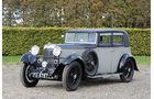 1933er Lagonda 16/80 Saloon