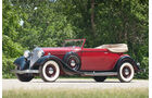 1933er Lincoln KB Five-Passenger Convertible Coupe