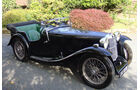 1933er MG L Type Magna 4-Seater Sports Tourer