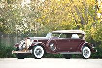1933er Packard Twelve Sport Phaeton