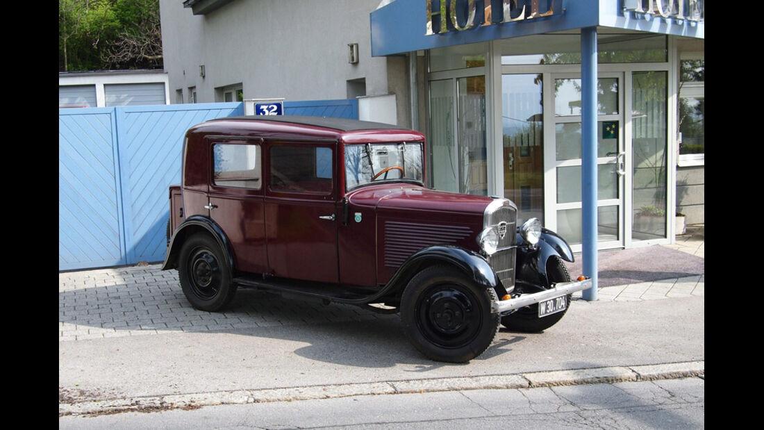1933er Peugeot 201 C N2L