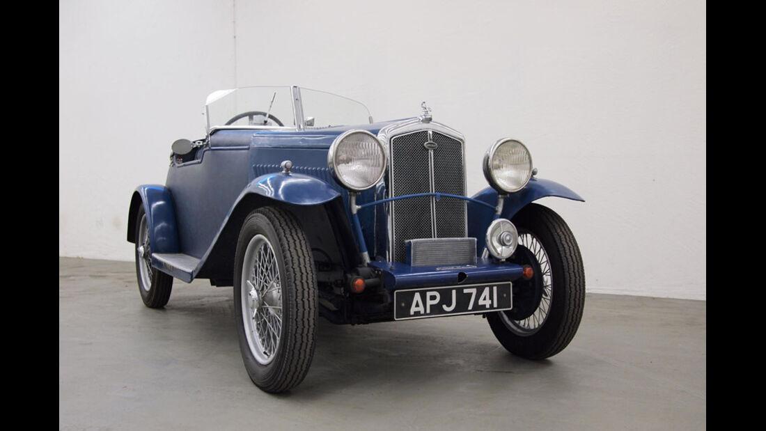 1933er Wolseley Hornet Special