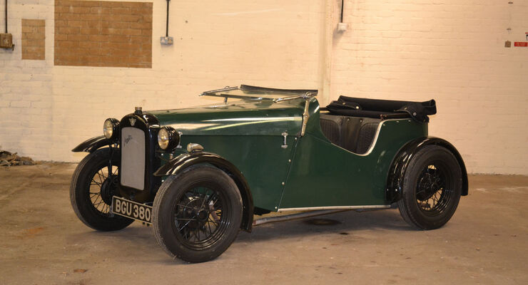 1934 Austin Seven Special