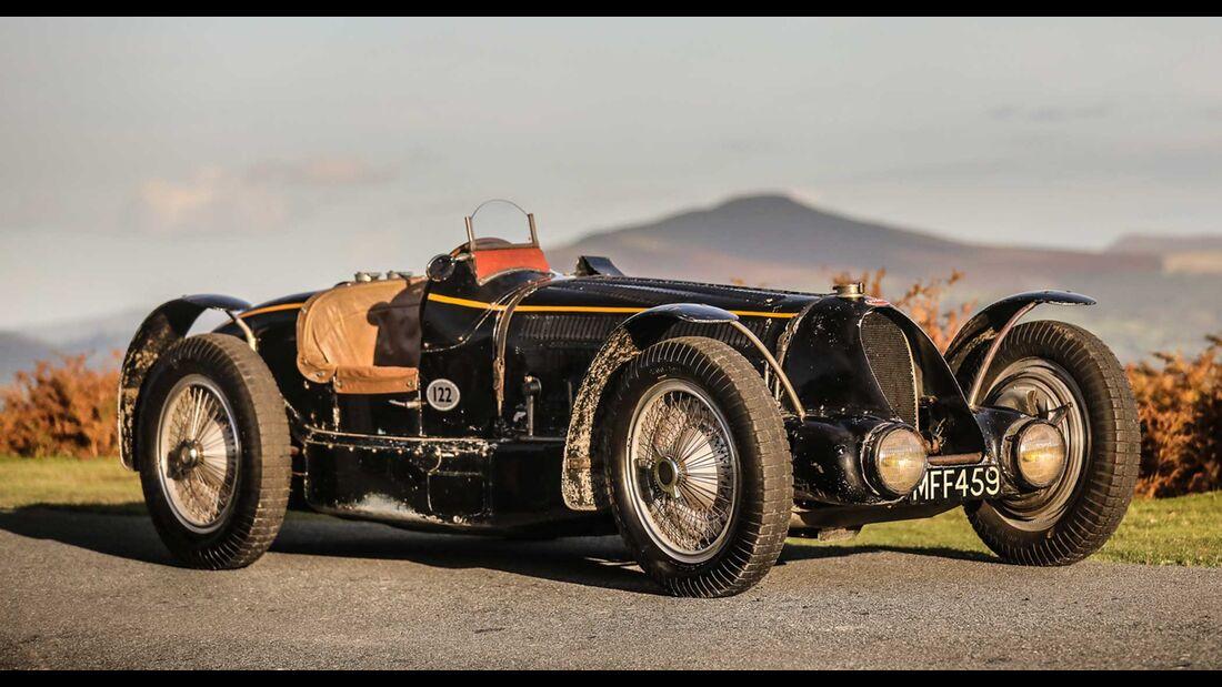 1934 Bugatti Type 59 Sports